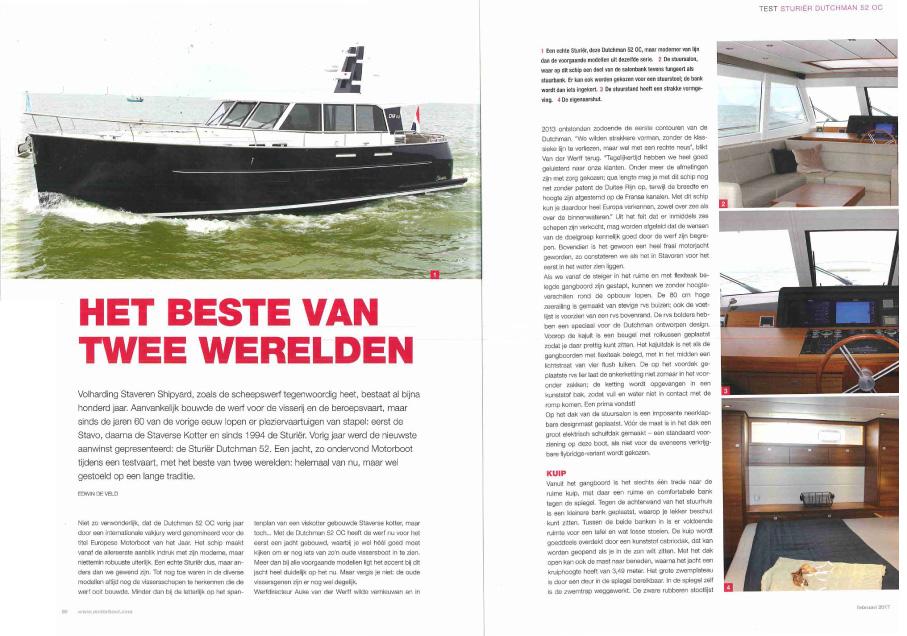 test-Motorboot