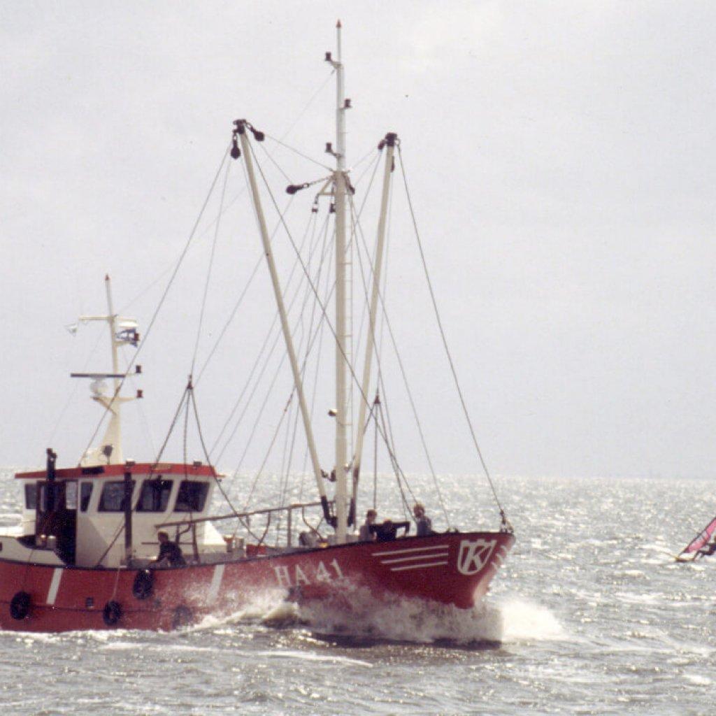 Laatste vissersboot